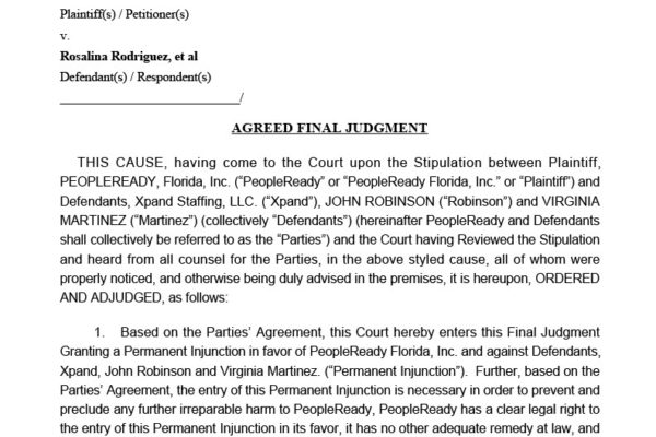 Peopleready Flordia vs Rodriguez - Agreed Final Judgement1024_1