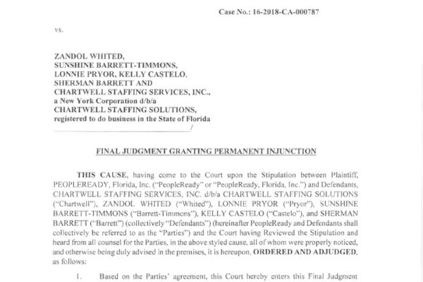 Peopleready vs Chartwell Staffing Final Judgement1024_1